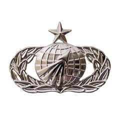 Air Force Badge: Acquisition: Senior - midsize