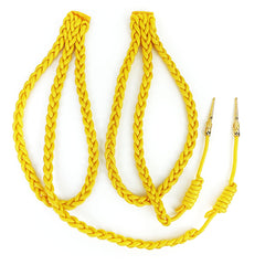 Army Dress Aiguillette: Gold Nylon