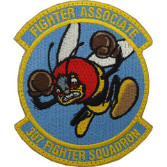 Air Force Patch: 307th Fighter Squadron