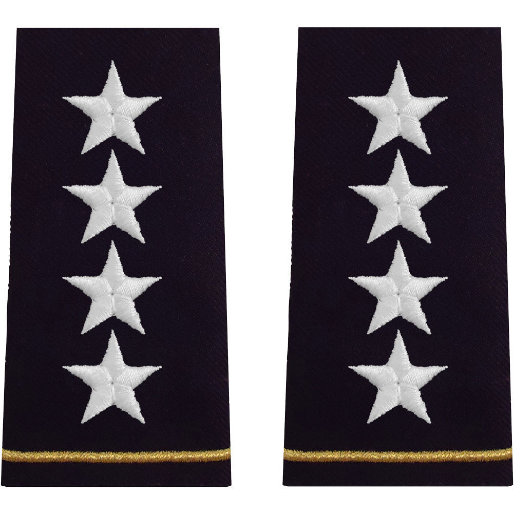Army Epaulet: 4 Star General