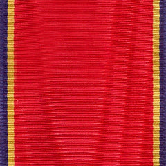 Navy Reserve Ribbon Yardage
