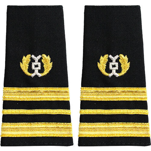 Navy Soft Shoulder Mark: Lieutenant Commander Judge Advocate