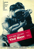 MARLON BRANDO Movie Print The Men 0930