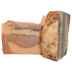 The Beef Tallow Wine Bar Artisan Homemade Organic Moisturizing Soap - Immaculate Organic Soaps  - 1