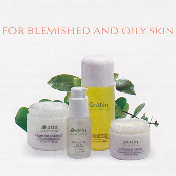 Blemished Oily Skin Pack