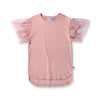 40% OFF Minti A Little Bit Special Tee Blush SIZE 5 & 6