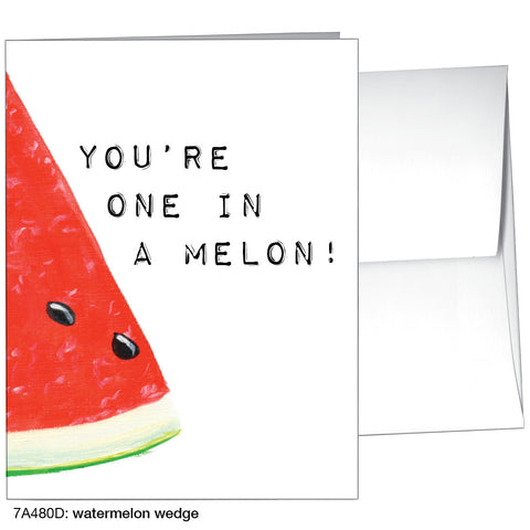 watermelon wedge (#7A480D)