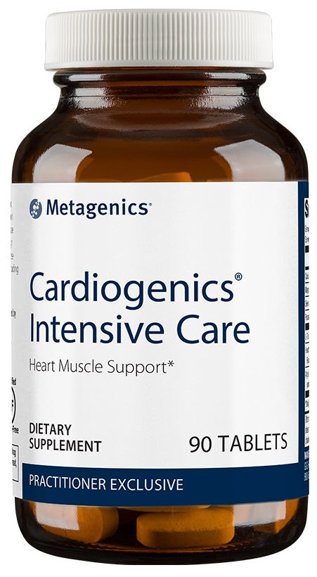 Metagenics | Cardiogenics® Intensive Care | 90 Tablets
