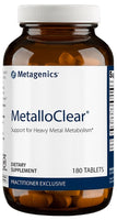 Metagenics | MetalloClear™ | 180 Tablets