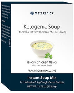 Metagenics | Ketogenic Soup | 7 Servings