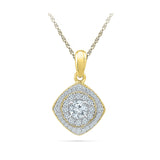 The Grandiose Diamond Pendant