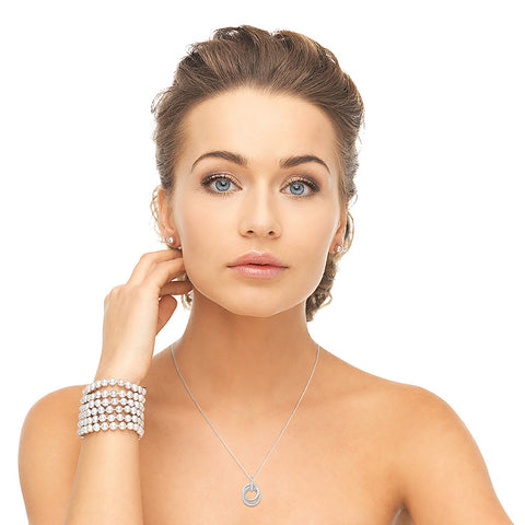 Flawless Fiesta Diamond Pendant