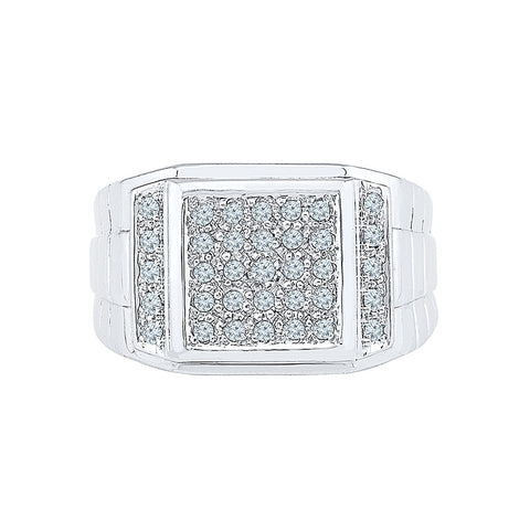 Show Stopper Multi Diamond Ring for Men