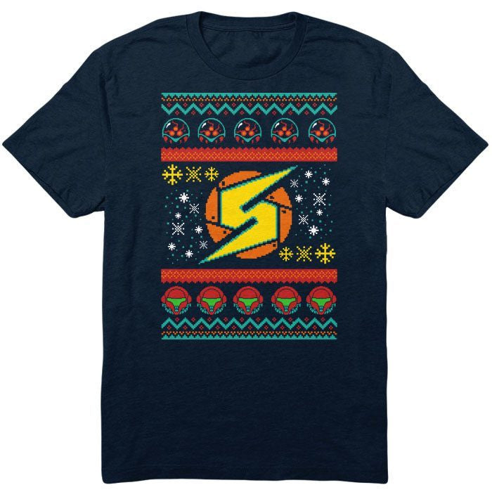 A Metroid Christmas - Youth T-Shirt