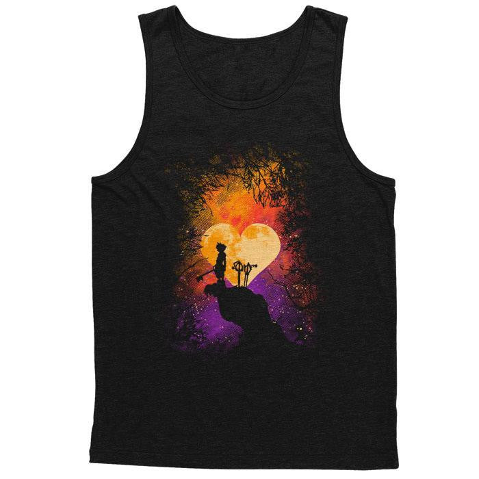 Heart of Gold - Men's Tank Top