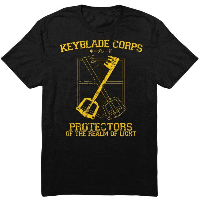 Keyblade Corps - Youth T-Shirt