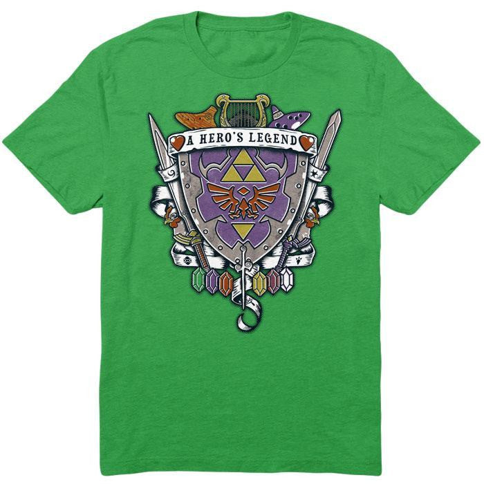Legendary Crest - Infant/Toddler T-Shirt