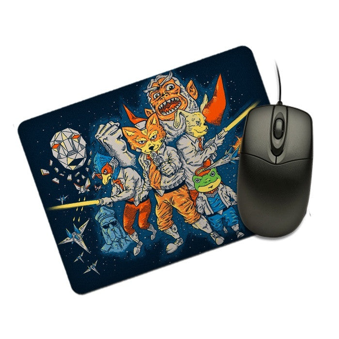Star Team - Mousepad
