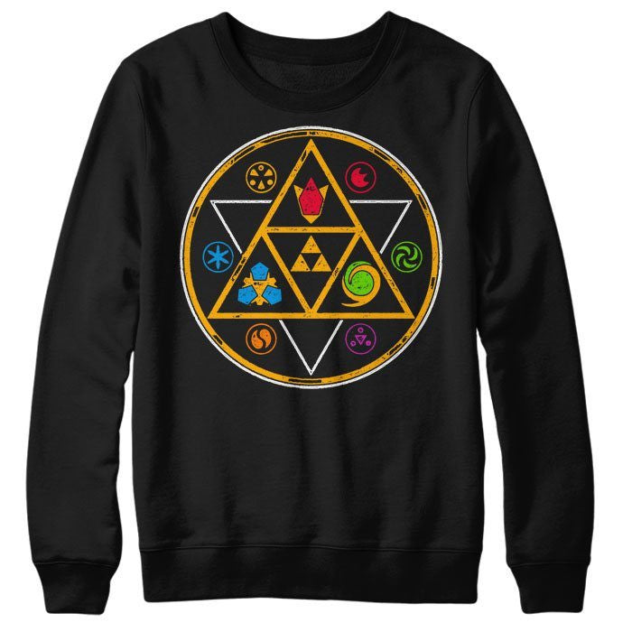 Symbols of Time - Sweatshirt