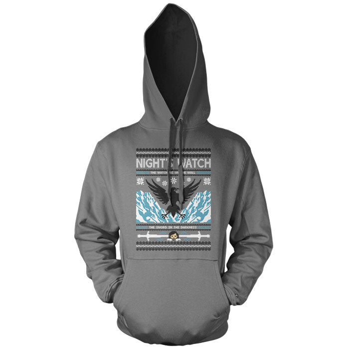 The Sweater in the Darkness - Pullover Hoodie