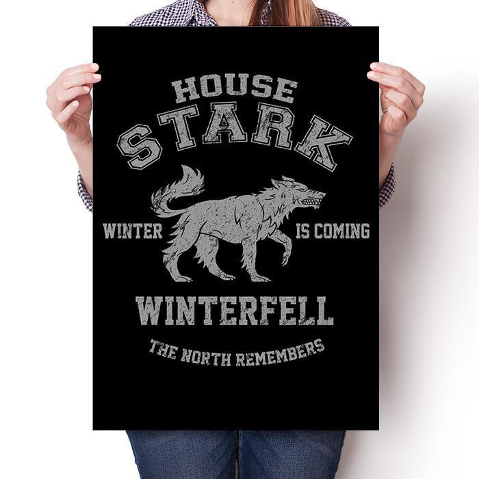 Winter is Coming - Poster