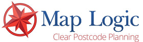 Postcode Maps & County Maps