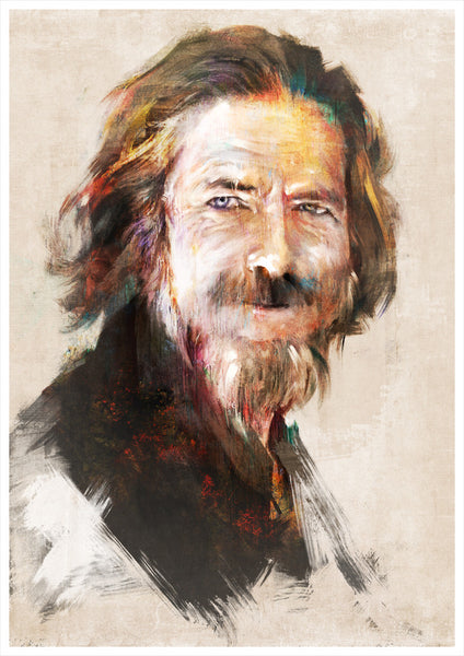Alan Watts Tribute #2