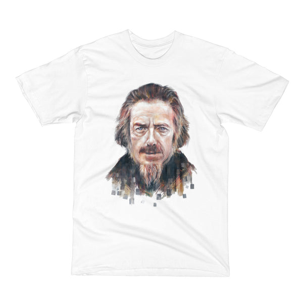 Alan Watts #5 Men's Short Sleeve T-Shirt