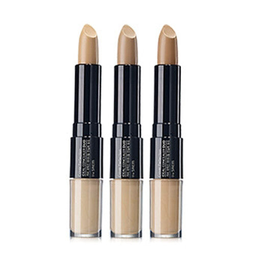 [The Saem] Cover Perfection Ideal Concealer Duo 4.2g+4.5g - Cosmetic Love