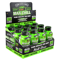 Hemp Bombs Max Chill CBD Shot