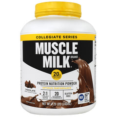 Cytosport Collegiate Series Muscle Milk