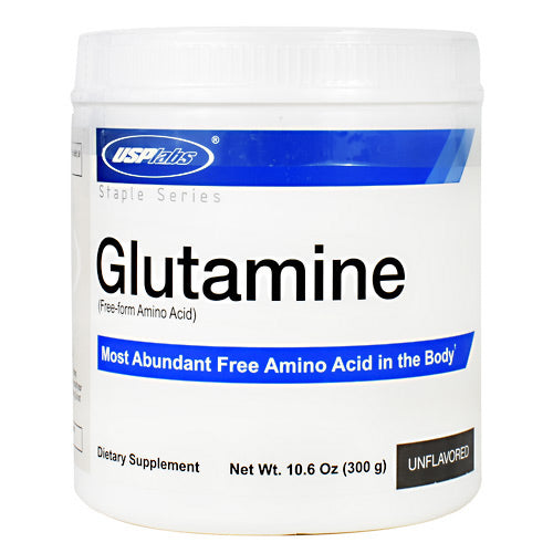 USP Labs Staple Series Glutamine - Unflavored - 60 Servings - 094922019974