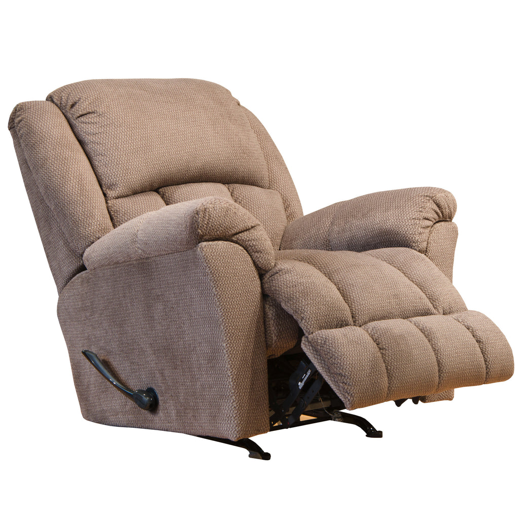 Bingham Rocker Recliner With Heat Massage by Catnapper