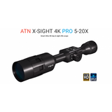 ATN X-Sight 4K PRO Smart Ultra HD 5-20x Day & Night Vision Rifle Scope - Australian Tactical Precision