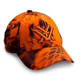 Vortex Kryptek Inferno Blaze Orange Cap Hat - Australian Tactical Precision