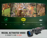 ATN X-Sight II Smart HD 5-20x Day & Night Vision Rifle Scope - Australian Tactical Precision