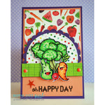 Carrot Digi Stamp, SomeOddGirl - 3