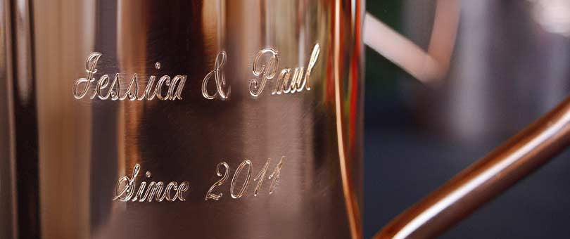Engraved Copper Mugs: The Perfect Romantic Gift