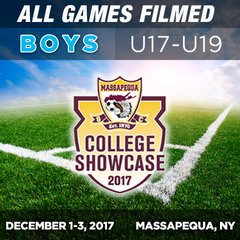 Massapequa Boys College Showcase 2017