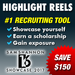 Highlight Reels : Sam Shannon Showcase 2017