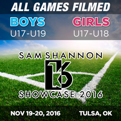 Sam Shannon Showcase 2016
