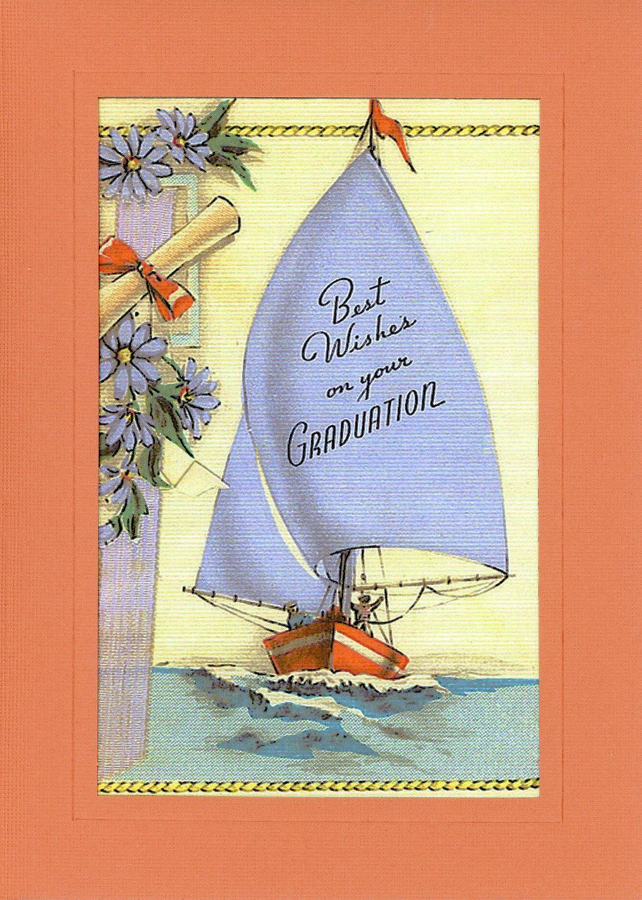 Best Wishes on Your Graduation - PLYMOUTH CARD COMPANY  - 2
