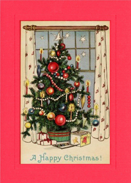 A Happy Christmas - PLYMOUTH CARD COMPANY