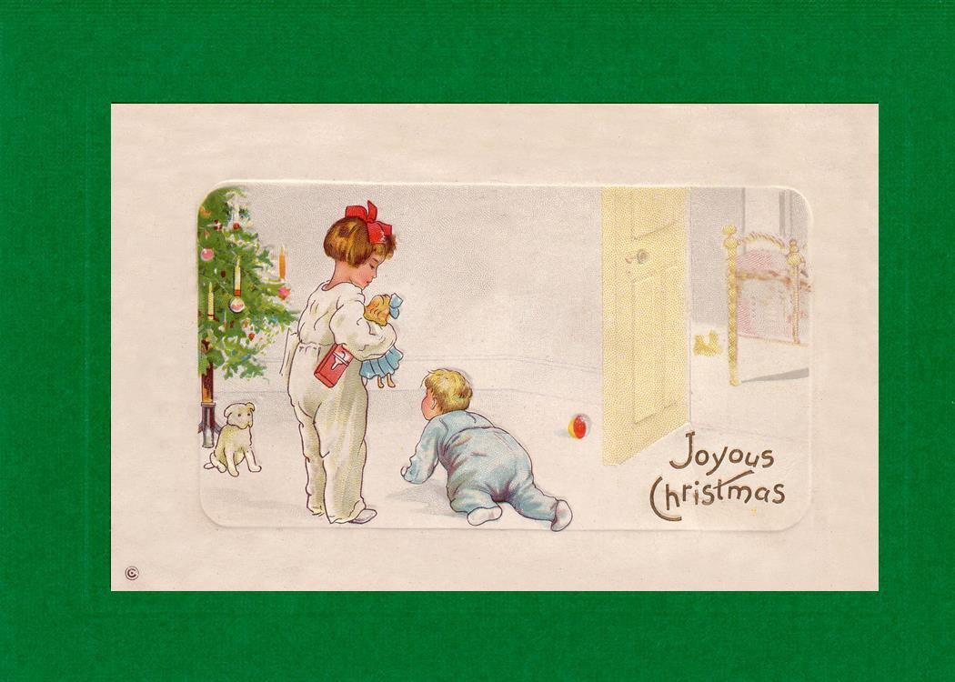 Joyous Christmas - PLYMOUTH CARD COMPANY