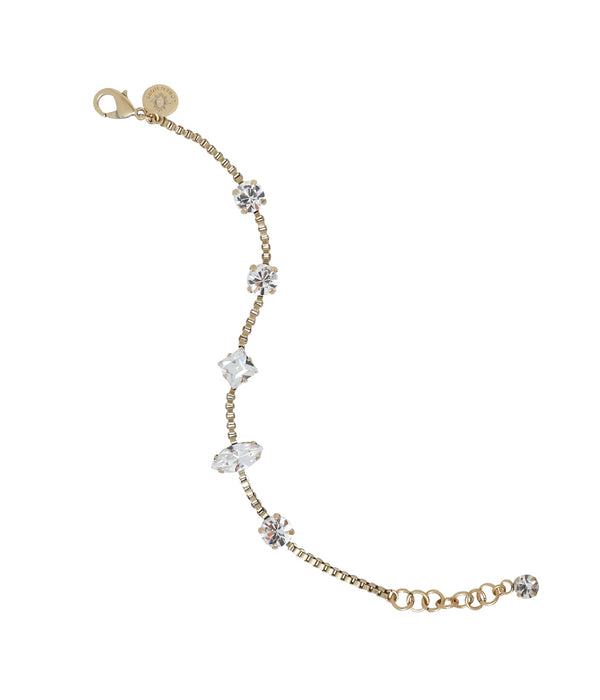 Harlow Bracelet in Crystal