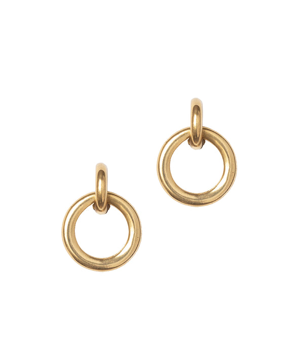 JUDE HOOP EARRINGS