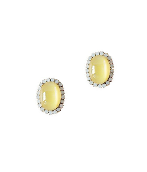 KATE EARRINGS IN YELLOW