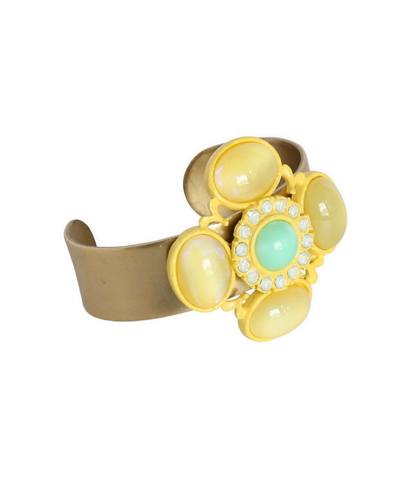TWIGGY FLOWER CUFF