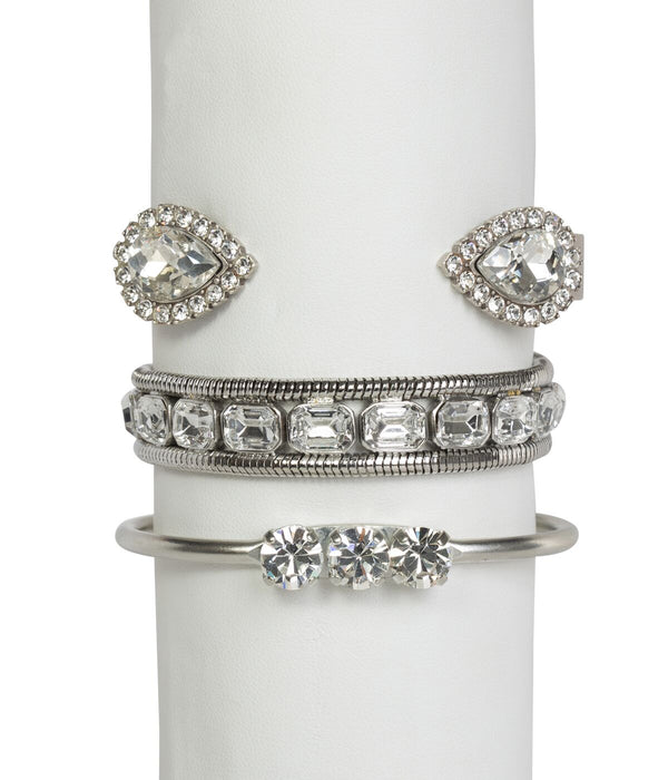 SPARK JOY STACK IN SILVER