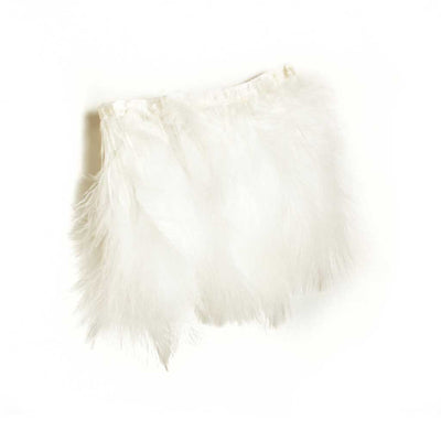 "Marabou Trim 6"" - Beaded Dreams"
